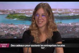 SASKIA ITW TV NOV 2020