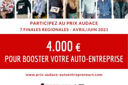 Prix Audace 2021
