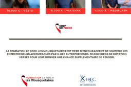 PALMARES CDP HEC EDITION 2021