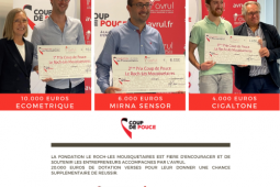 Lauréats CDP Limoges 2021